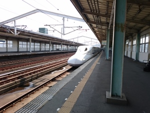 新幹線-山口